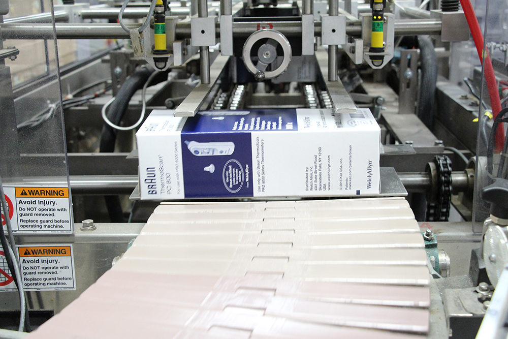 Outlook Group's custom Contract Packaging services