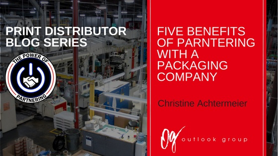 5 Benefits of Partnering with a Packaging Company