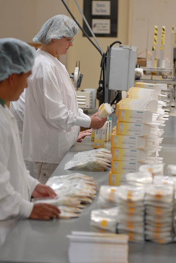 What 3rd Party Contract Packaging Companies Do