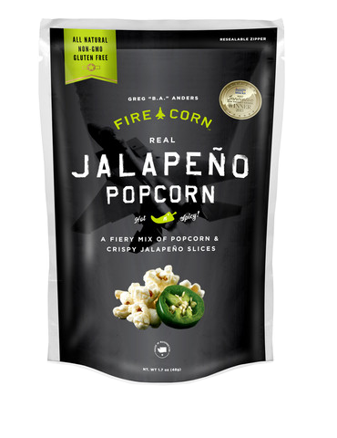 Popcorn Pouch